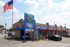 Super Car Wash – The third largest conveyorized car wash in
