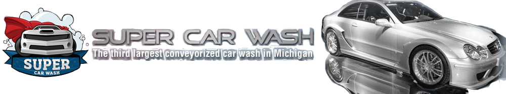 Super car wash the third largest conveyorized car wash in michigan super car wash solutioingenieria Images